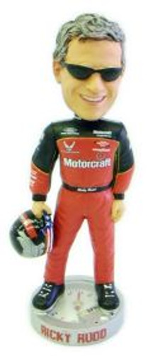 Ricky Rudd #21 Driver Suit Forever Collectibles Bobble Head - Special Order