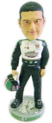 Bobby Labonte #18 Driver Suit Forever Collectibles Bobble Head - Special Order