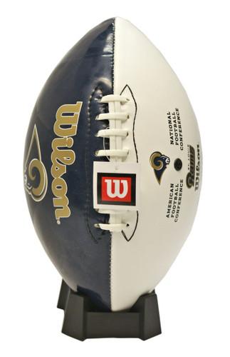 St. Louis Rams Football Wilson Team Logo