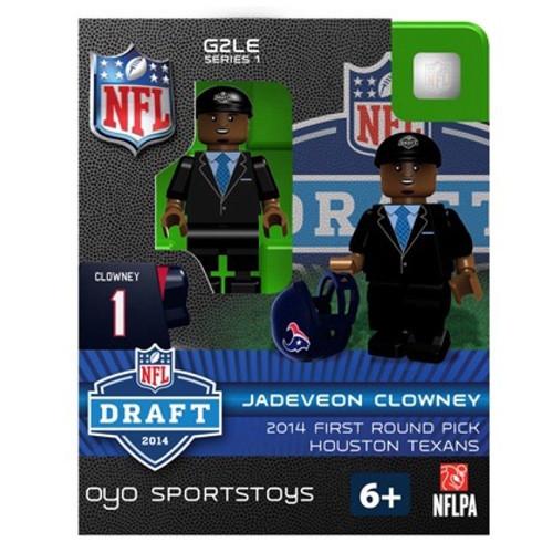 Houston Texans Jadeveon Clowney OYO Sportstoys First Round Draft Pick Figure