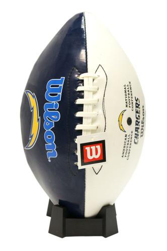 San Diego Chargers Wilson Team Logo Football
