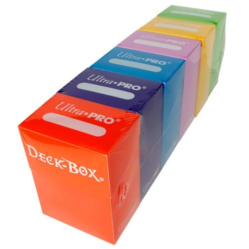 Deck Box 6 Set Bundle