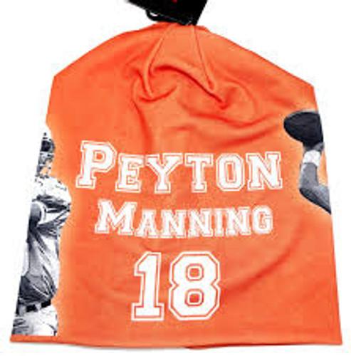 Denver Broncos Beanie Lightweight Peyton Manning Design