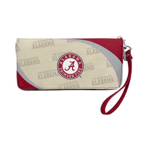 Alabama Crimson Tide Wallet Curve Organizer Style