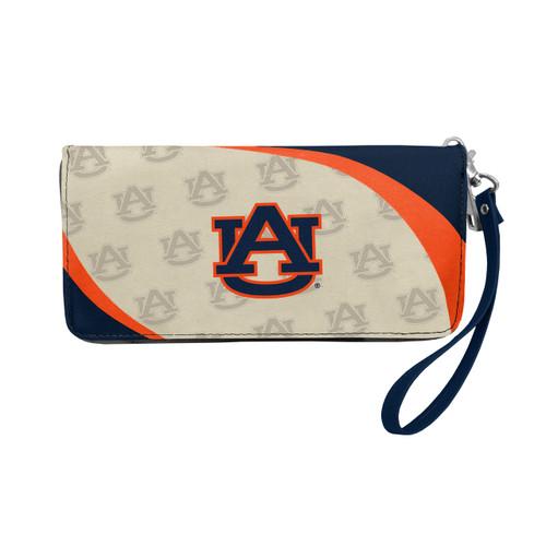 Auburn Tigers Wallet Curve Organizer Style