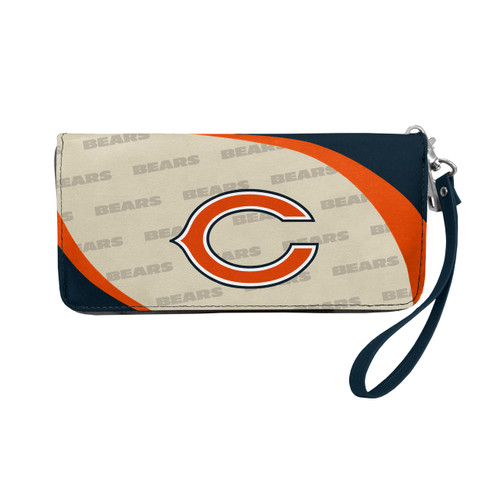 Chicago Bears Wallet Curve Organizer Style