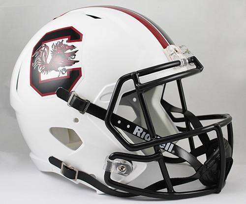 South Carolina Gamecocks Helmet Riddell Replica Full Size Speed Style
