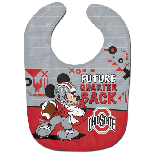 Ohio State Buckeyes Baby Bib All Pro Future Quarterback