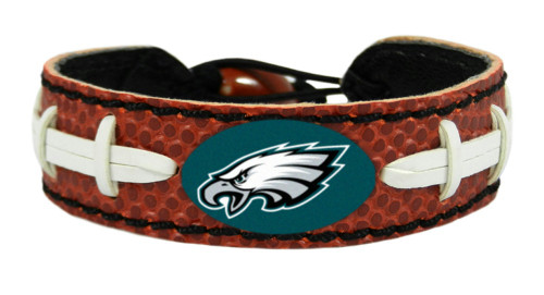 Philadelphia Eagles Classic Football Bracelet