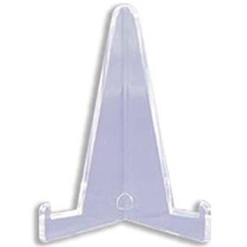 Small Lucite Stand Holder (5 per pack)