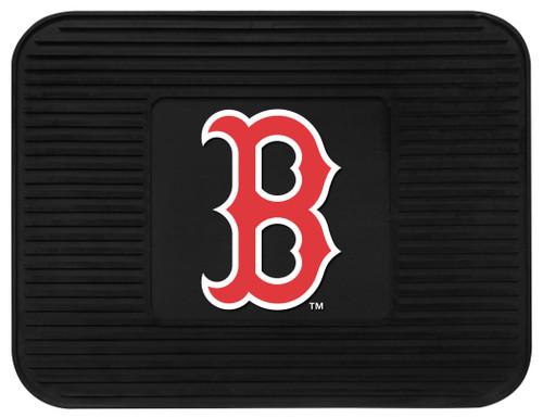 Boston Red Sox Car Mat Heavy Duty Vinyl Rear Seat