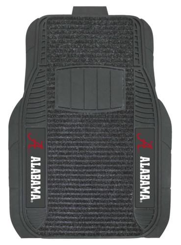 Alabama Crimson Tide Car Mats - Deluxe Set