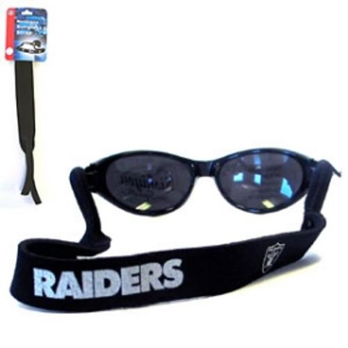 Oakland Raiders Sunglasses Strap