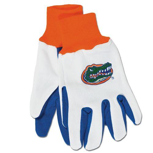 Florida Gators Two Tone Gloves - Adult