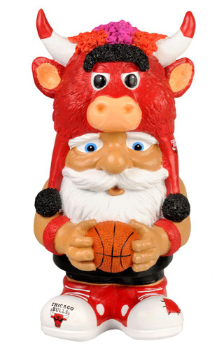 Chicago Bulls Garden Gnome - Mad Hatter