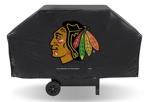 Chicago Blackhawks Grill Cover Economy