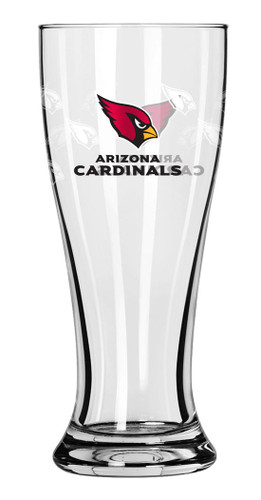 Arizona Cardinals Shot Glass - Mini Pilsner