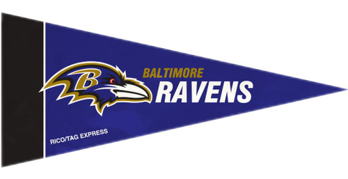 Baltimore Ravens Pennant Set Mini 8 Piece