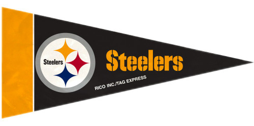 Pittsburgh Steelers Pennant Set Mini 8 Piece