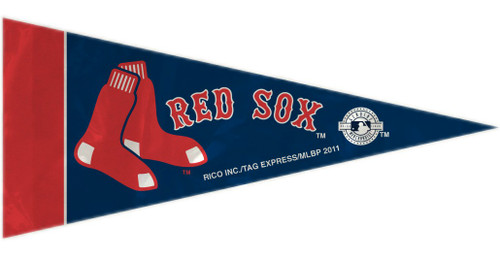 Boston Red Sox Pennant Set Mini 8 Piece
