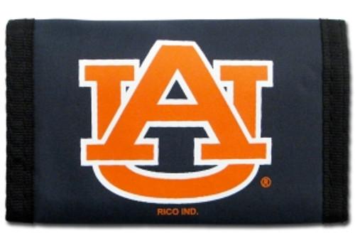 Auburn Tigers Wallet Nylon Trifold