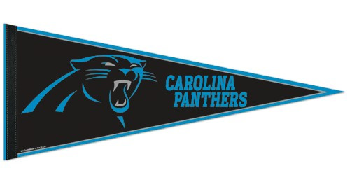 Carolina Panthers Pennant