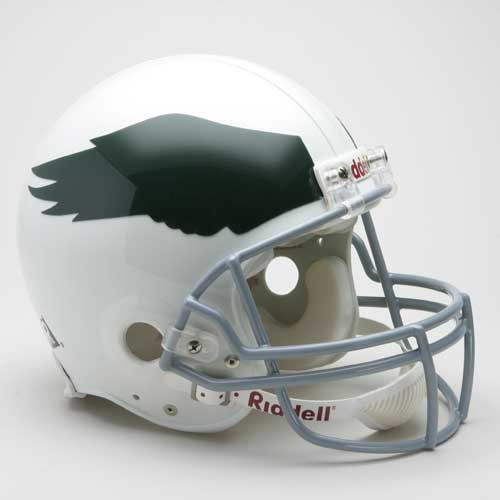 Philadelphia Eagles 1969-73 Throwback Pro Line Helmet