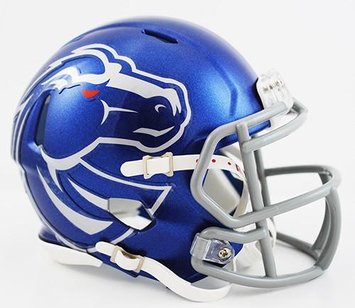 Boise State Broncos Speed Mini Helmet