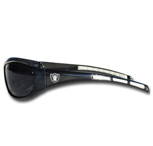 Oakland Raiders Sunglasses - Wrap