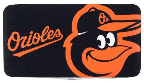Baltimore Orioles Shell Mesh Wallet