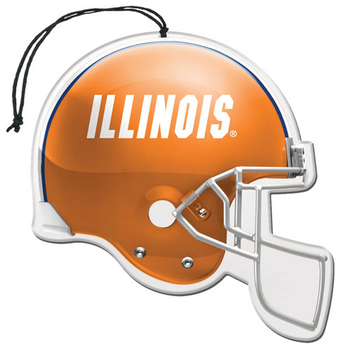 Illinois Fighting Illini Air Freshener Set - 3 Pack