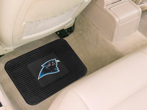 Carolina Panthers Car Mat Heavy Duty Vinyl Rear Seat