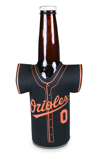 Baltimore Orioles Jersey Bottle Holder