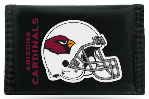 Arizona Cardinals Wallet Nylon Trifold