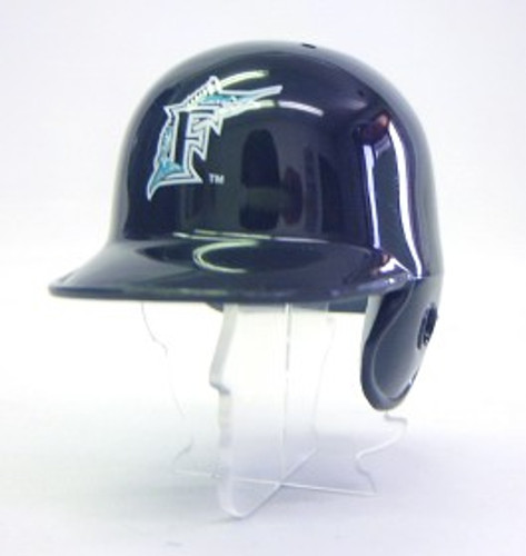 Florida Marlins Helmet Riddell Pocket Pro