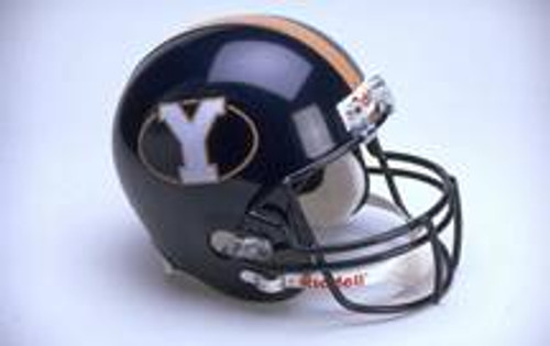 BYU Cougars Riddell Full Size Authentic Helmet