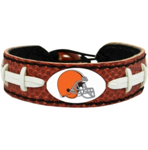 Cleveland Browns Bracelet Classic Football Alternate