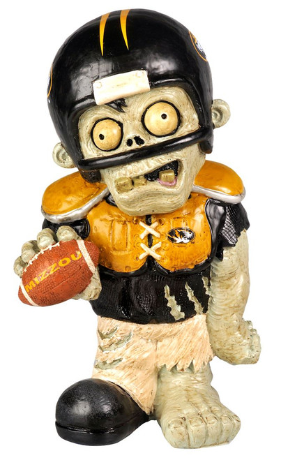 Missouri Tigers Zombie Figurine - Thematic