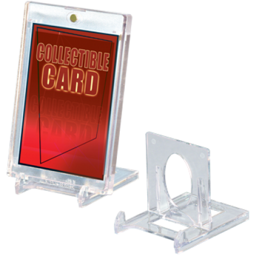 Small Lucite 2pc Card Stand - 5ct - Special Order