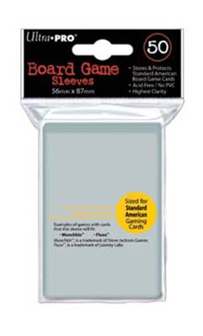 Ultra Pro Board Game Sleeve - American Standard - 50pk - Special Order