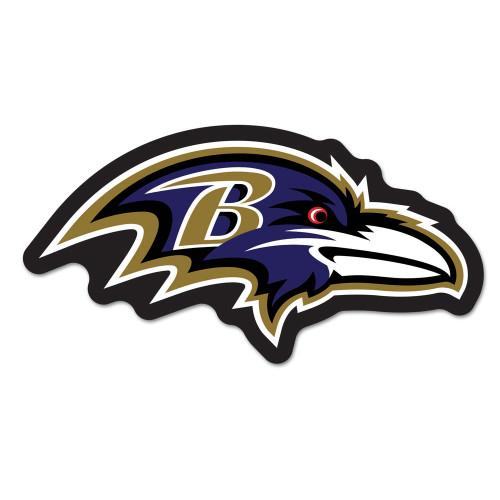 Baltimore Ravens Logo on the GoGo