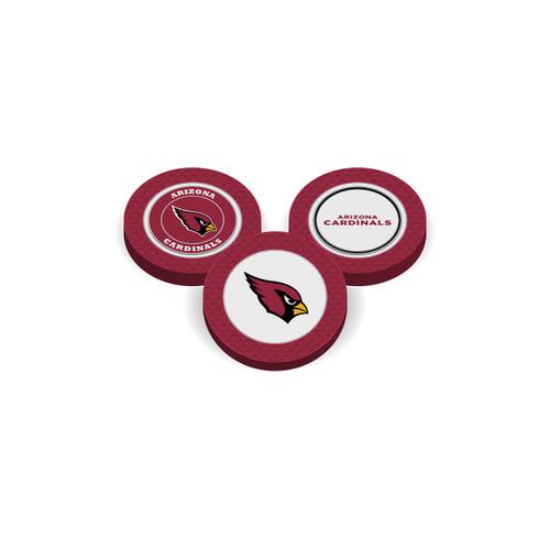 Arizona Cardinals Golf Chip with Marker