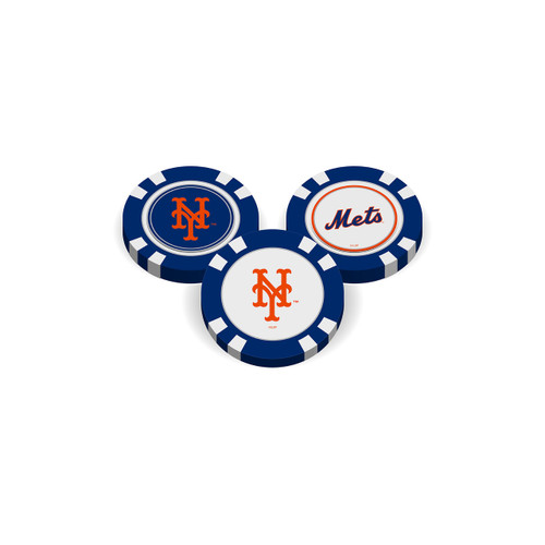 New York Mets Golf Chip with Marker