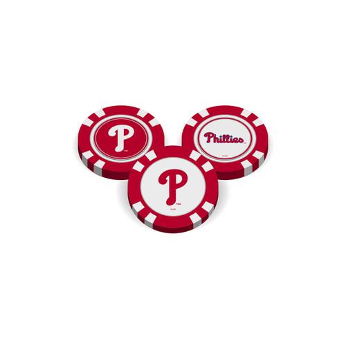 Philadelphia Phillies Golf Chip with Marker