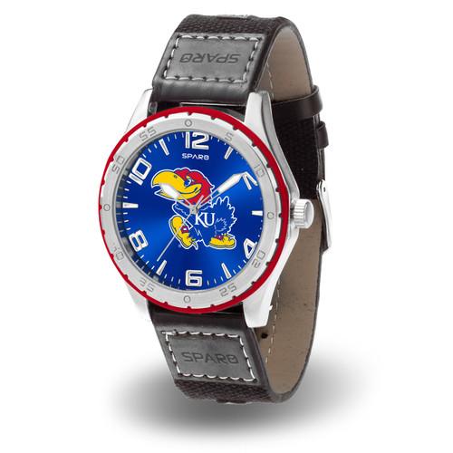Kansas Jayhawks Watch Men's Gambit Style