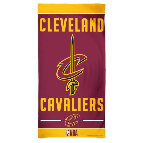 Cleveland Cavaliers Towel 30x60 Beach Style
