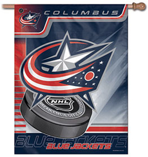 Columbus Blue Jackets Banner 28x40