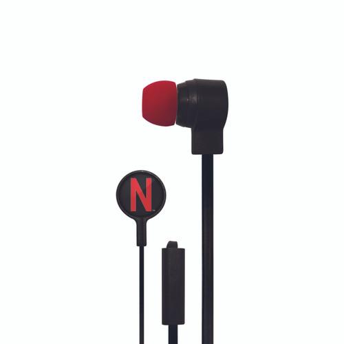 Nebraska Cornhuskers Big Logo Ear Buds