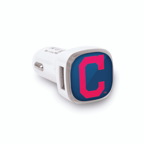 Cleveland Indians Car Charger