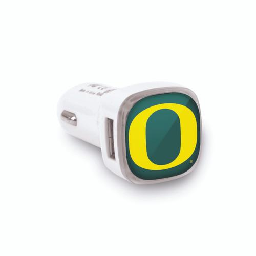 Oregon Ducks Car Charger CO